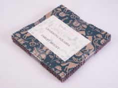 "Farley Mount  - Charm Pack by Lewis and Irene - 42 x 5"" fabric squares"